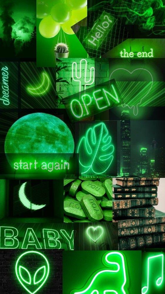 Aesthetic Verde 💚