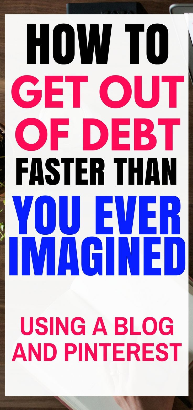 A Super Smart Way To Get Out Of Debt This Year By Starting ...
