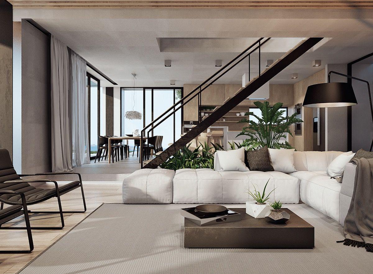 Modern Home Interior Design Arranged With Luxury Decor