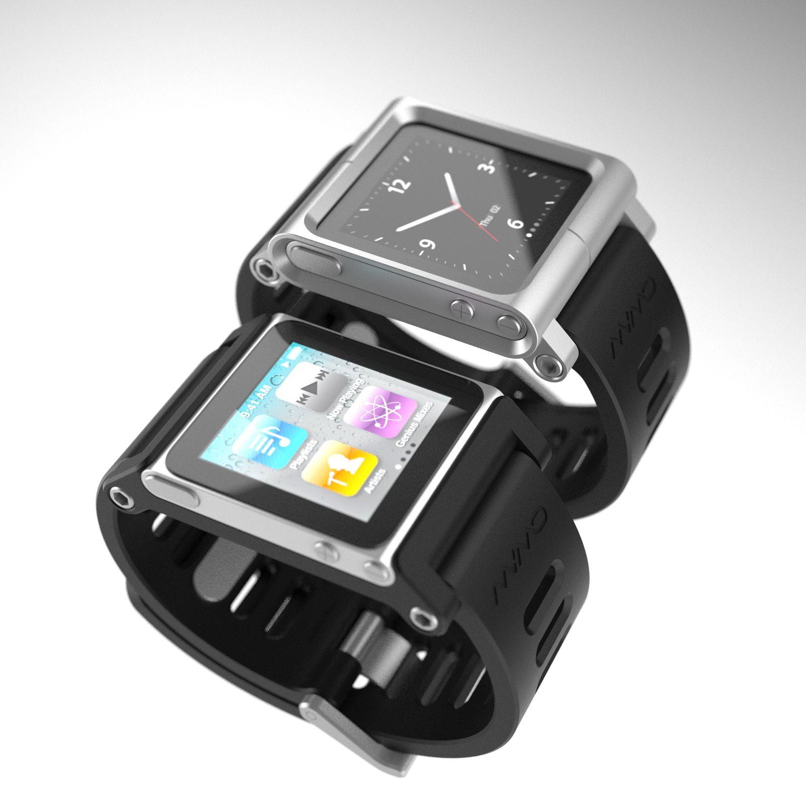 """Tik Tok"" iPod Nano Watch. Apple smartwatch, Ipod"