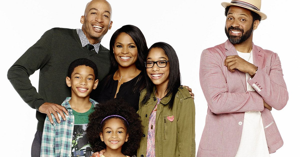 Abcs uncle buck tv show trailer starring mike epps