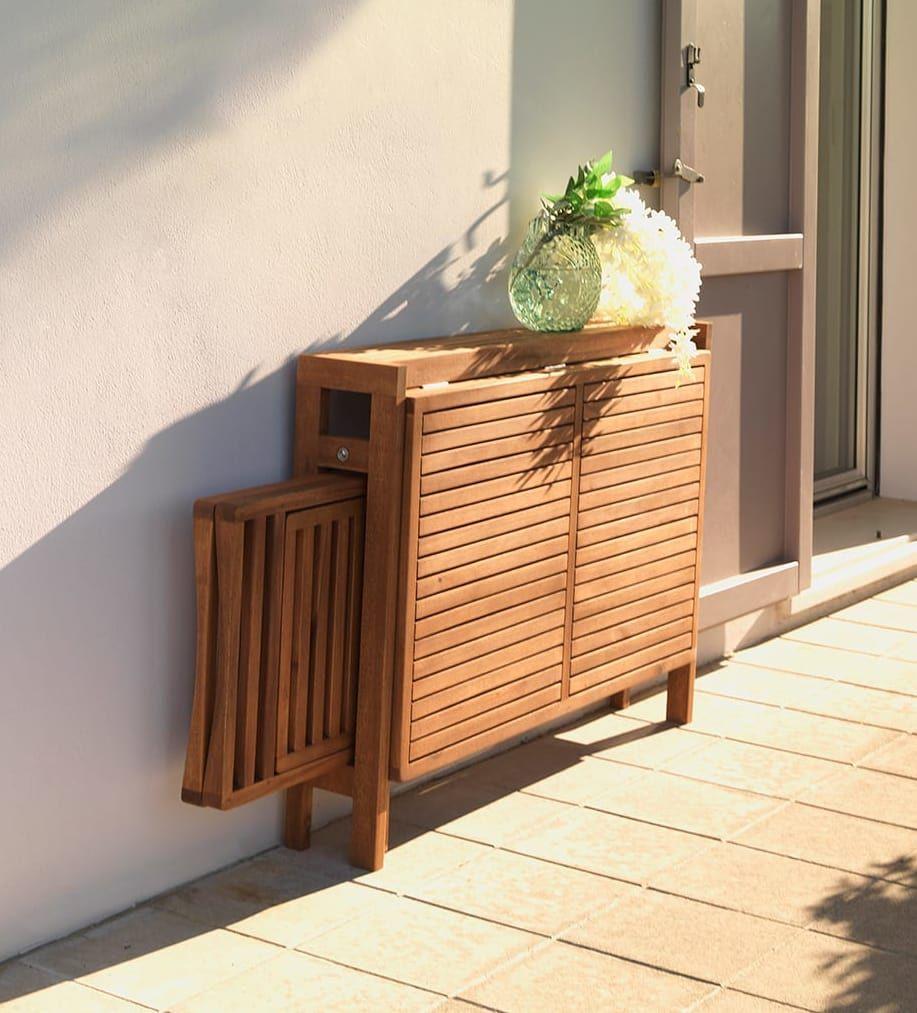 Stones ventas en westwing comedor plegable elaborado en resistente madera de acacia este - Westwing sillas ...