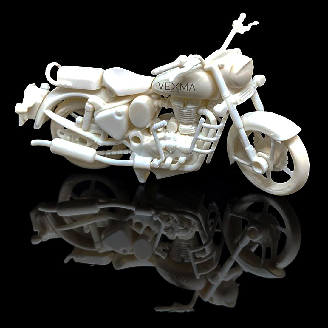 Scale Model of ROYAL ENFIELD CLASSIC #exclusive #classic350 ...