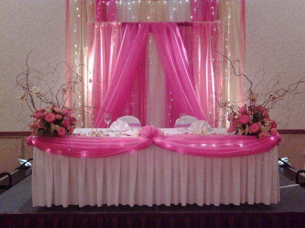 Wedding Ceremonies Amp Receptions Head Table Wedding