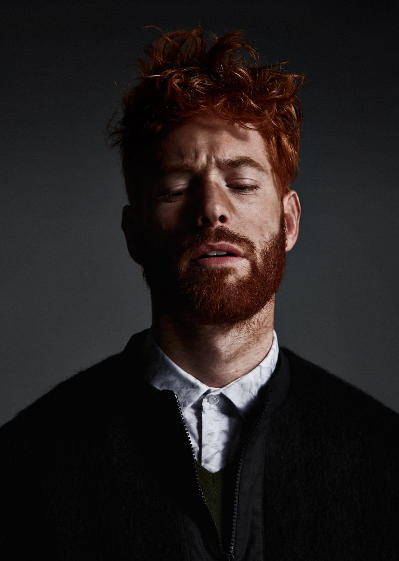 Redhead boy haircuts redhead model harm v for ferry menly red issue  pinterest  redhead