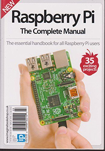 raspberry pi the complete manual magazine 3rd revised edi https rh pinterest com Computer Magazines Black-billed Magpie