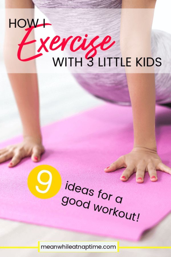 Easy Ideas To Exercise At Home Mom Life Group Board At Home