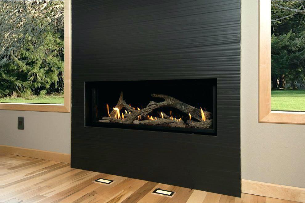 Image Result For Flat Black Tile Fireplace Tile Contemporary Fireplace Tiled Fireplace Wall