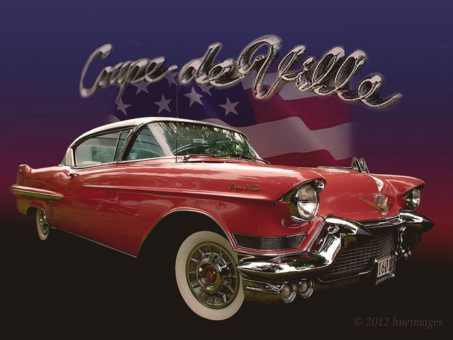 Cadillac Coupe de Ville (1957)