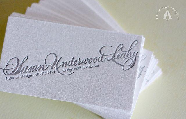 Susan Leahy Callign Cards
