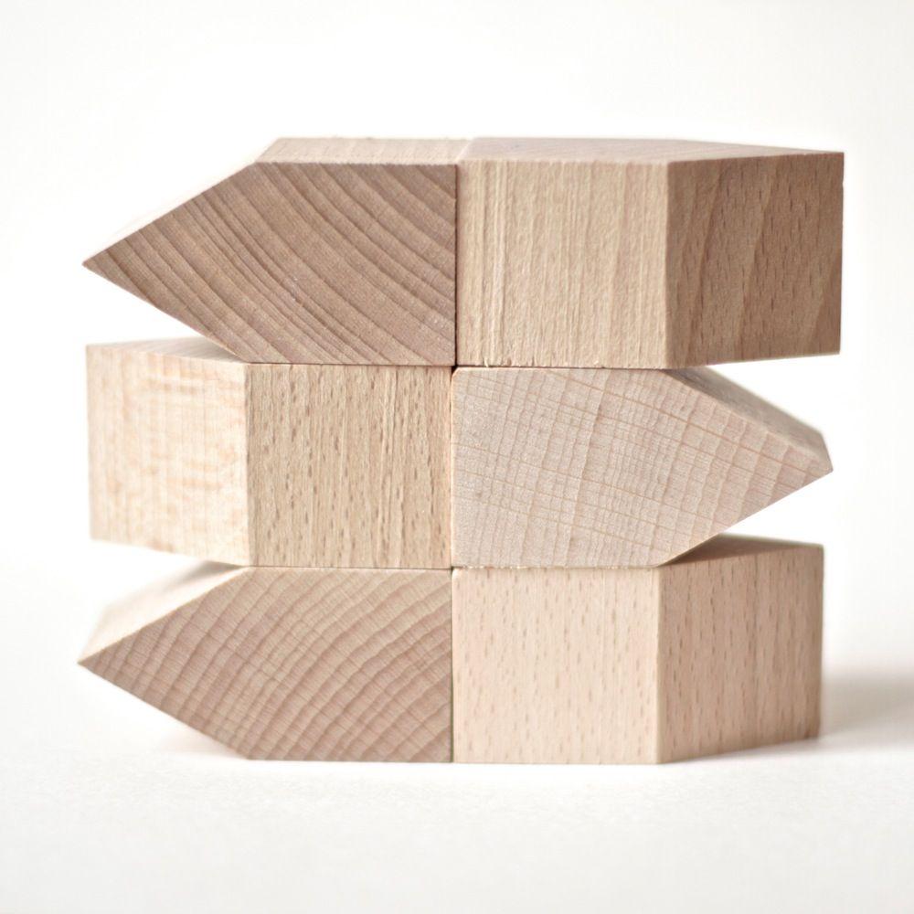Image of maisons en hêtre, beech wood houses