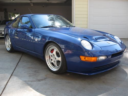 Porsche 968 turbo S - Pelican Parts Technical BBS