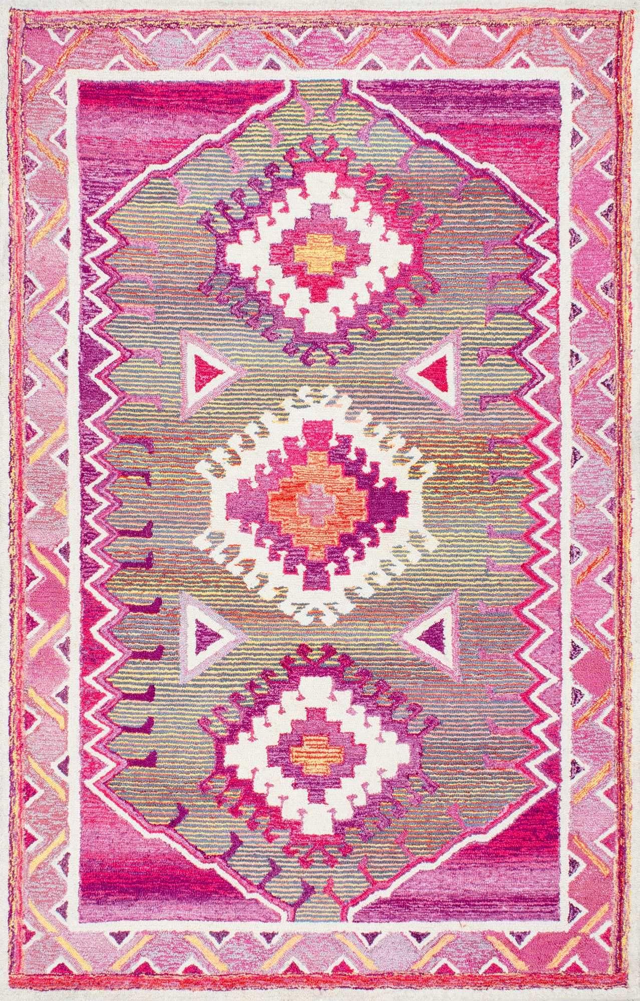 bavodamoroccan diamond pole rug | runners, style and shag rugs