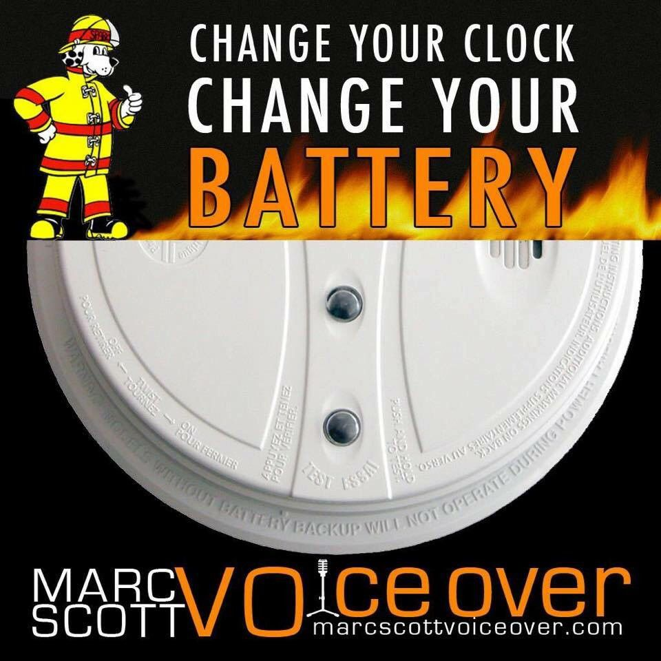 Smoke alarms save lives. As a firefighter, I've seen it