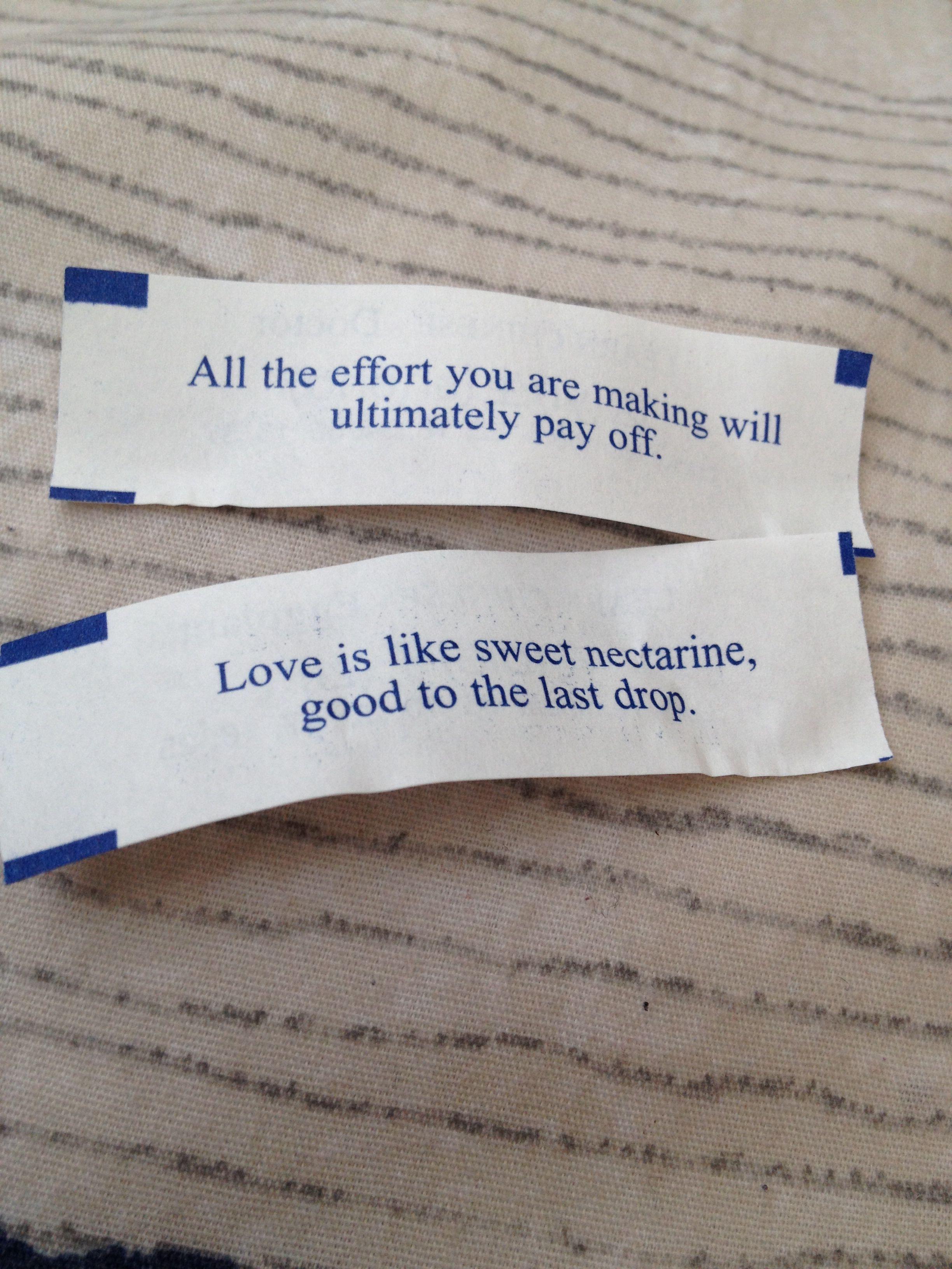 Fortune cookie quotes | Fortune cookie quotes, Fortune ...