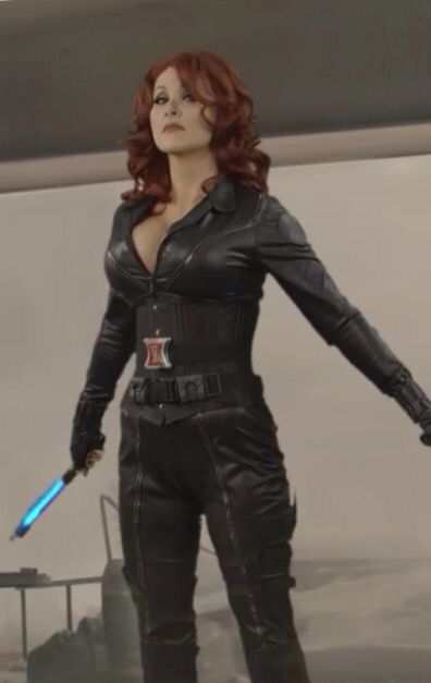 Character: Black Widow / From: MARVEL Comics 'Avengers ...