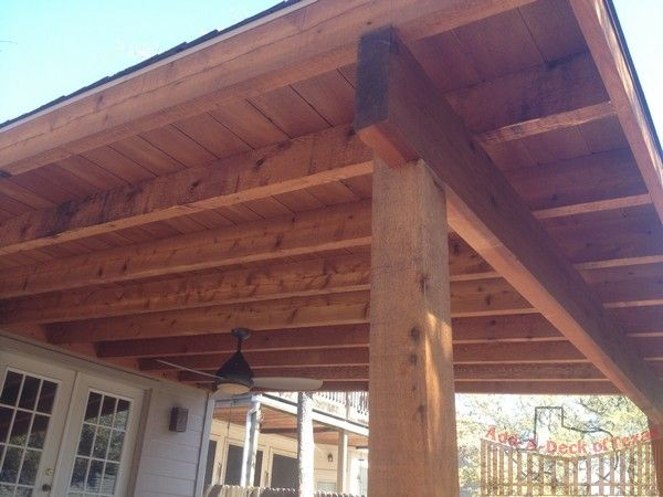 Plywood Finished Patio Roofs   Google Search