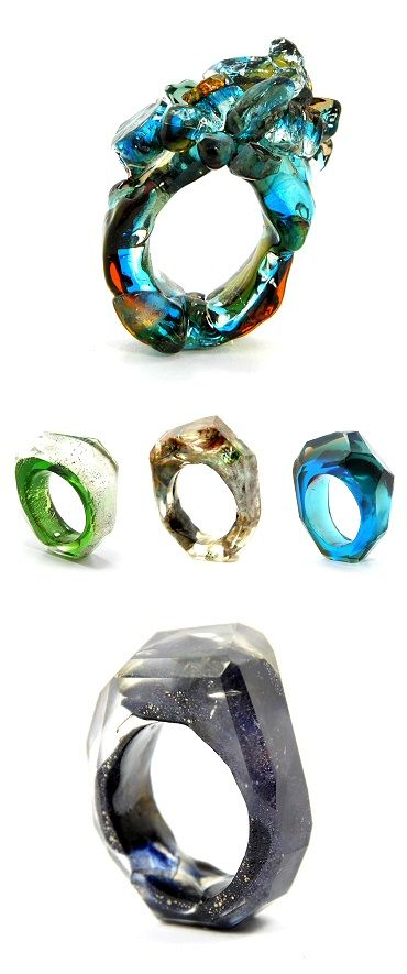 modern jewellery blog : obsessed with rings // feed your fingers!