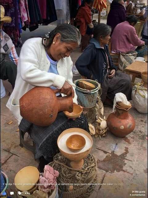 Gente de oaxaca mexico