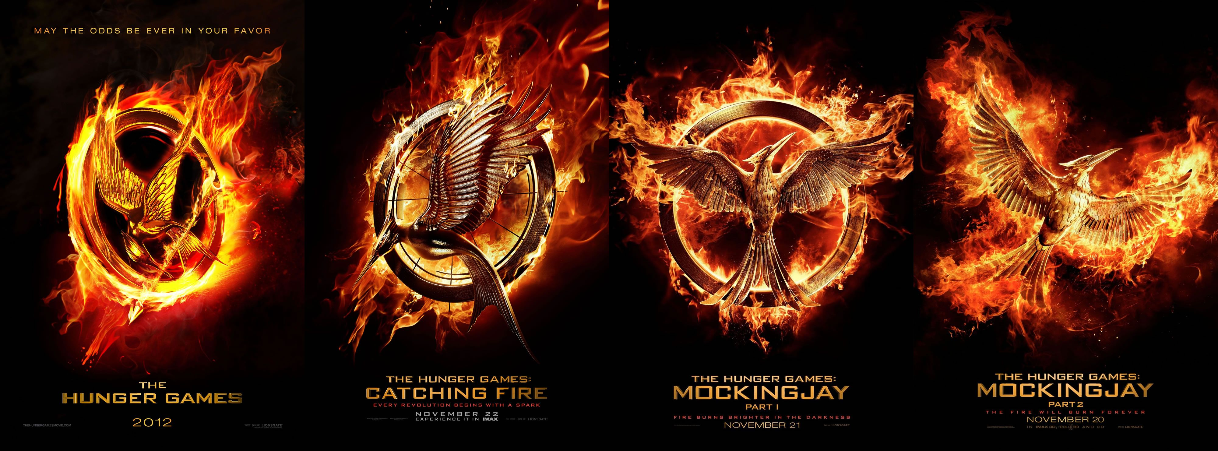 ideology hunger games The hunger games: catching fire, the second film based on author suzanne collins' blockbuster trilogy, comes out today last year, on the release of th.