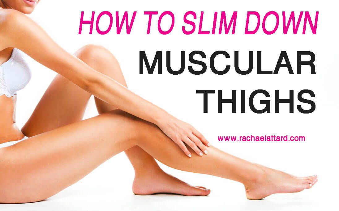 slim down quads musculare