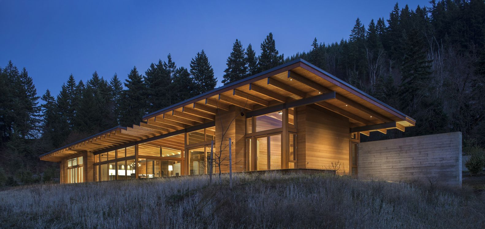 Gallery Of Hood River Residence Scott Architecture
