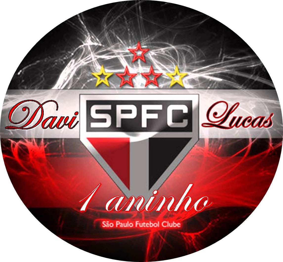 Pin De Cleiton Tim Beta Em Lembrancinhas Sao Paulo Futebol Clube
