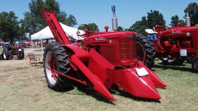 Cartoon Tractor Corn Picker : M w mounted corn picker pickers pinterest