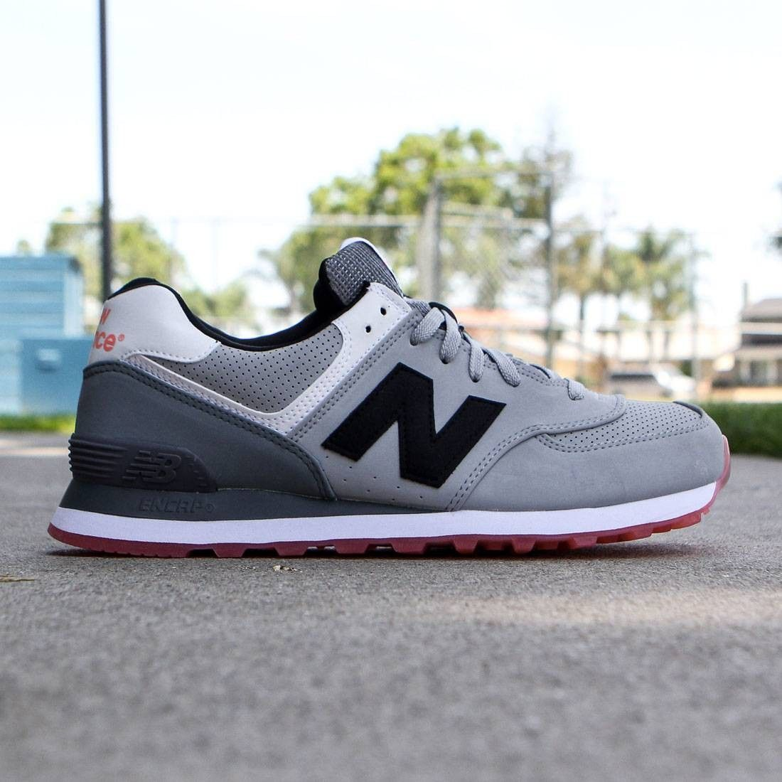 new balance 574 mens grey