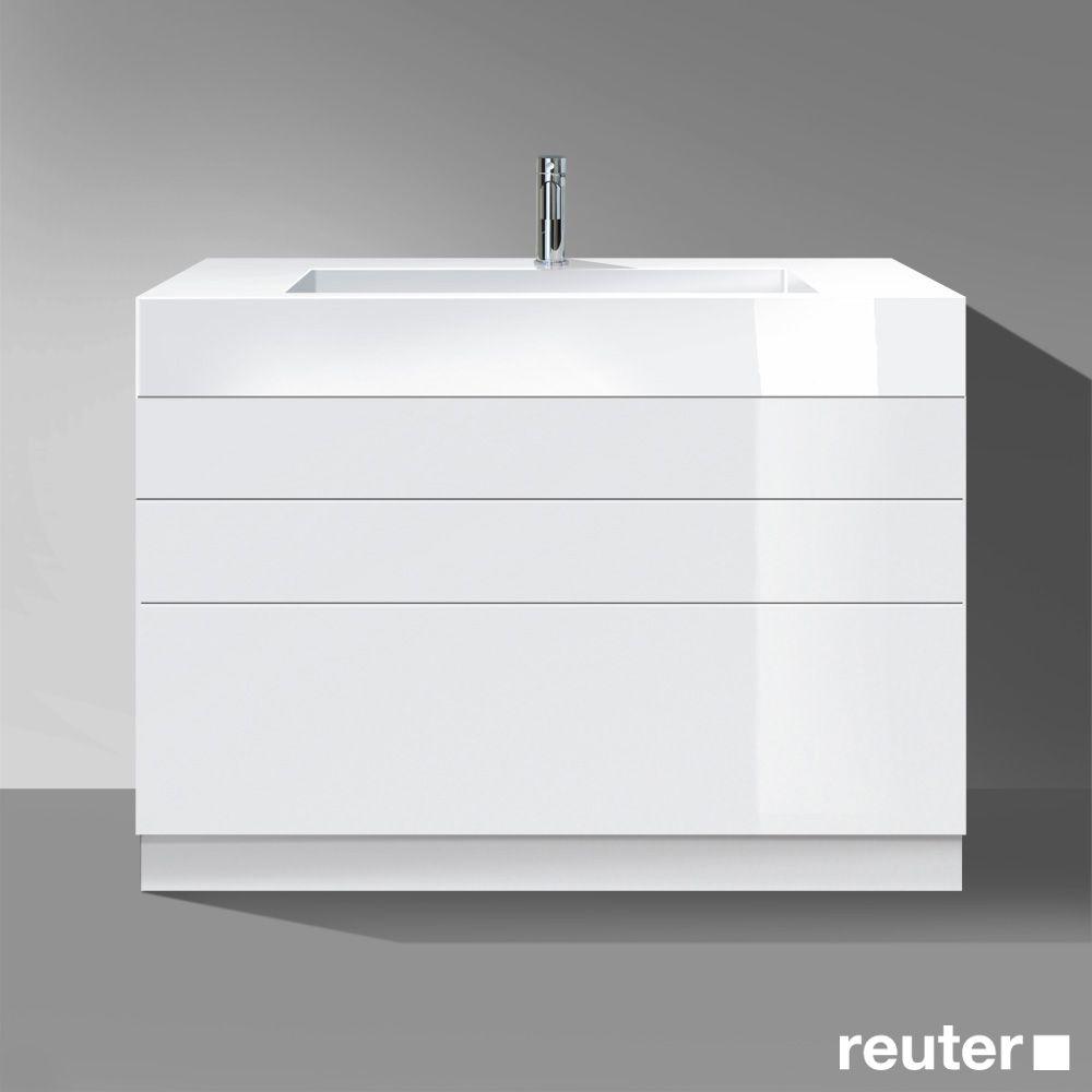 burg crono waschtischunterschrank 3 ausz ge waschtisch. Black Bedroom Furniture Sets. Home Design Ideas