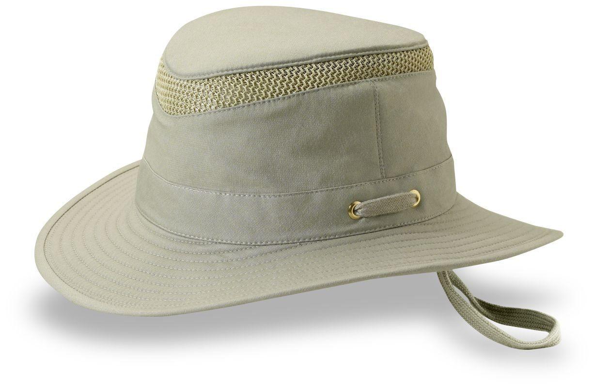 10e2c1c73be19 TILLEY HAT BRAND NEW BOATING HAT LTM6 KHAKI (7 1 2)