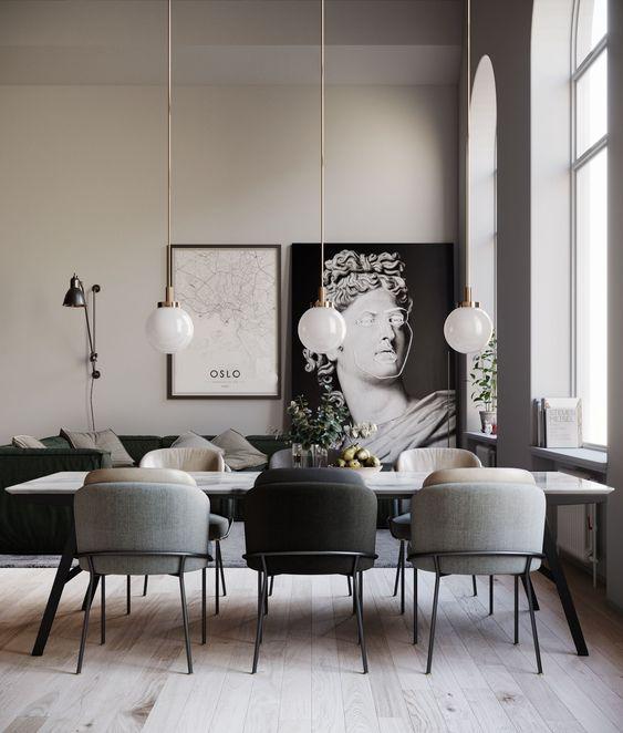 47 Best Dining Room Lighting Ideas images