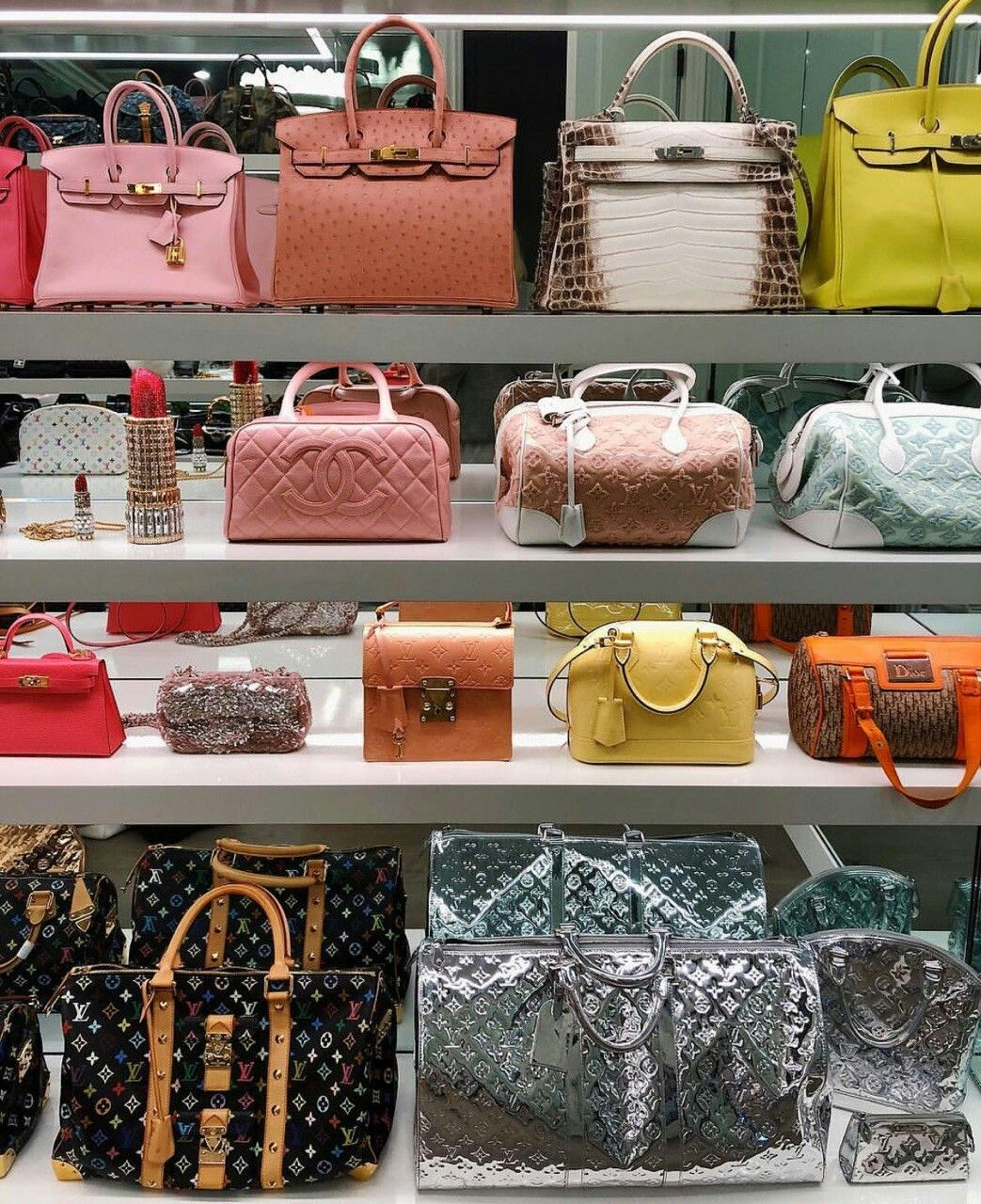 Kylie's purse closet Expensive handbags, Bags, Purses