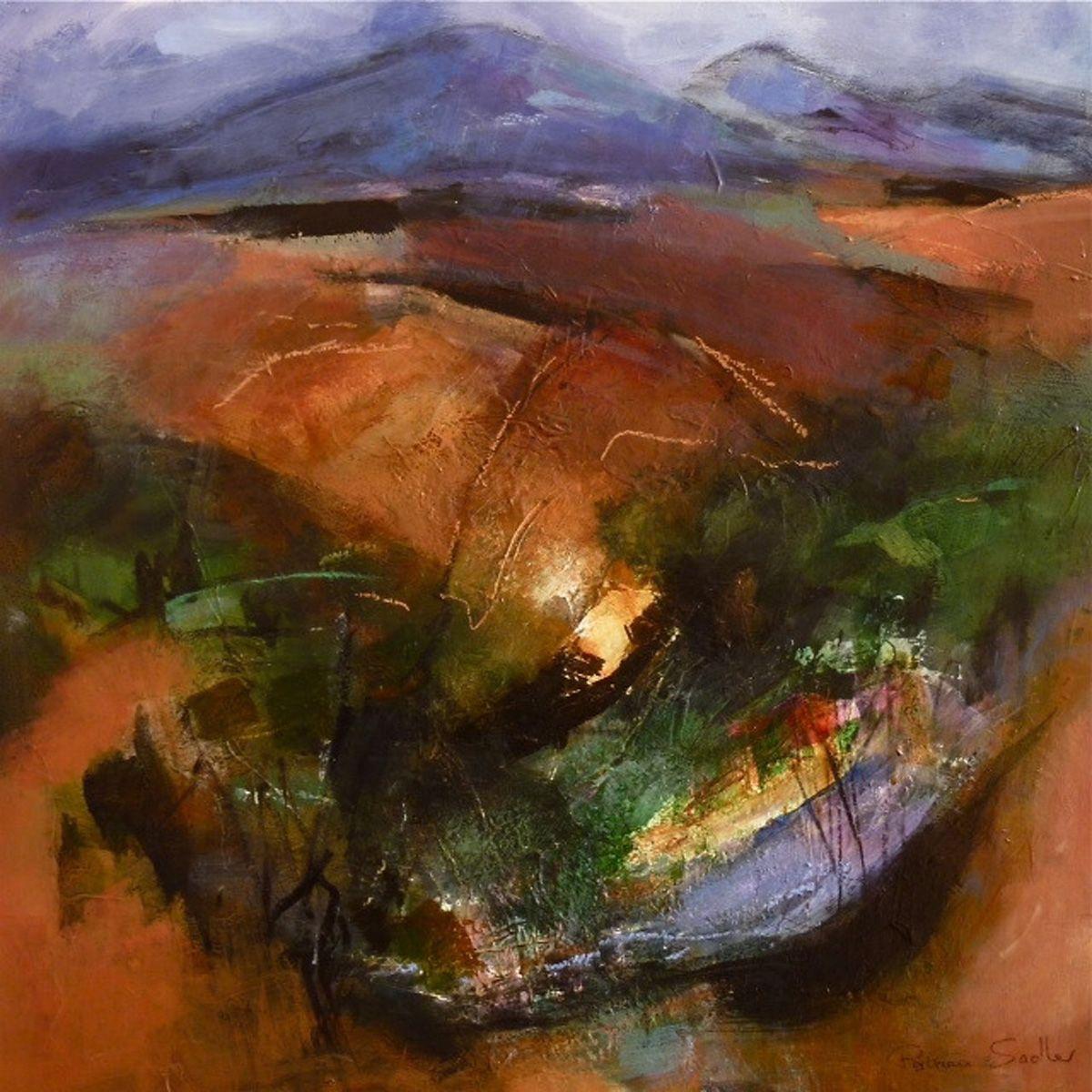 patricia sadler paintings - Buscar con Google