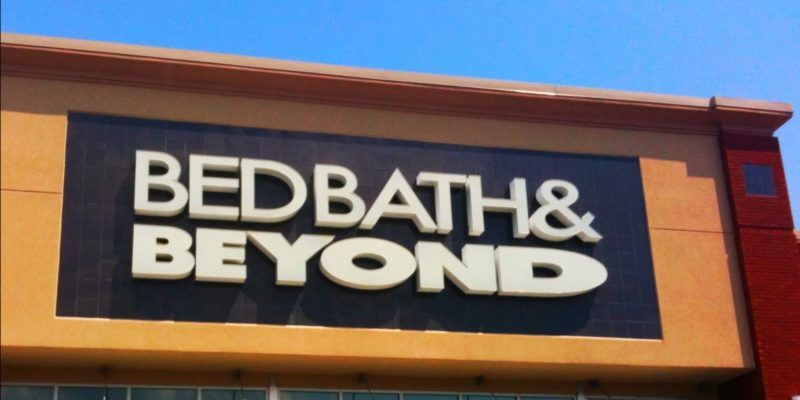 Bed Bath Beyond To Shut Down 40 Stores Open 15 Black Pumpkin