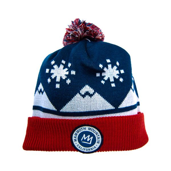 5171ccbaa72 15 16 Mammoth Beanie - Mammoth Mountain