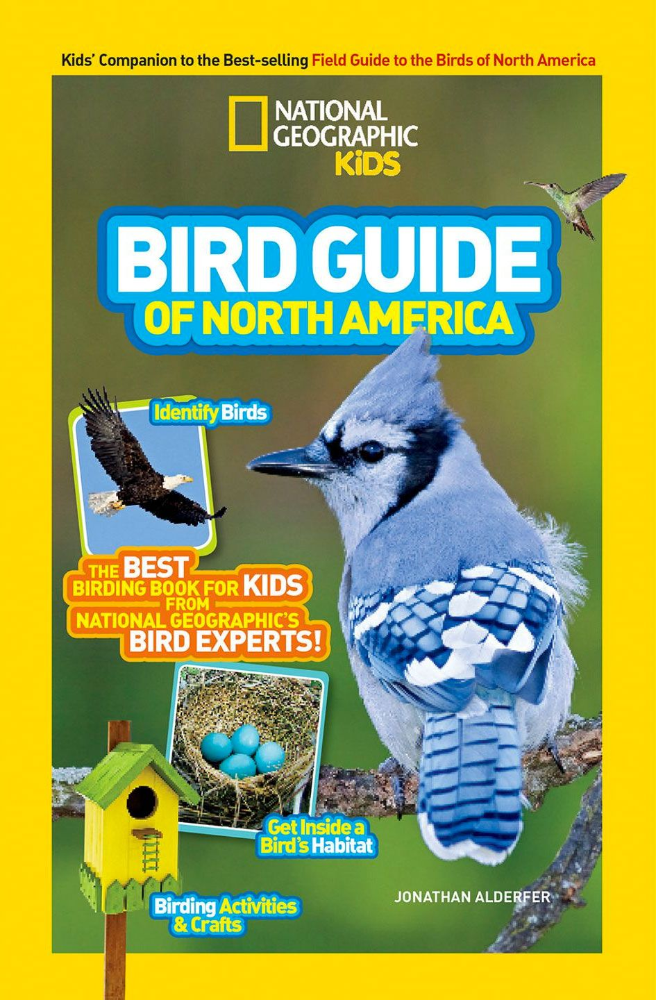 national geographic kids bird guide of north america 16 ages 8