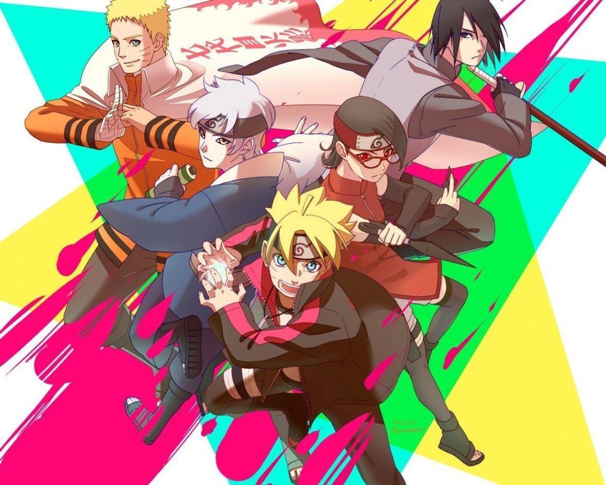 خلفيات أنيمي Anime بوروتو Boruto ياباني 29 Mitsuki Naruto Anime Naruto