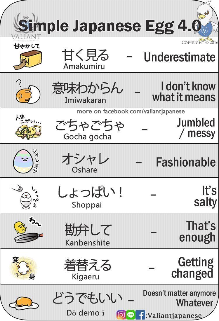 Pin By Iya Nemastil On Japanese Language Teaching Pinterest