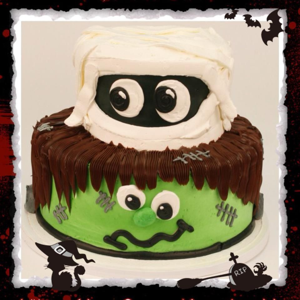 Halloween cake idea - was available by pre-order Porto\u0027s bakery - Halloween Cake Decorating Ideas