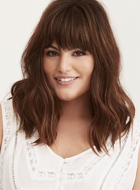 Medium Haircut Plus Size Medium Hair In 2018 Pinterest Hair