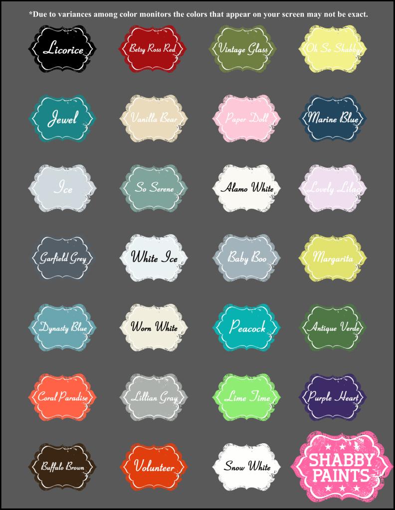 25 B Sta Shabby Chic Colors Id Erna P Pinterest