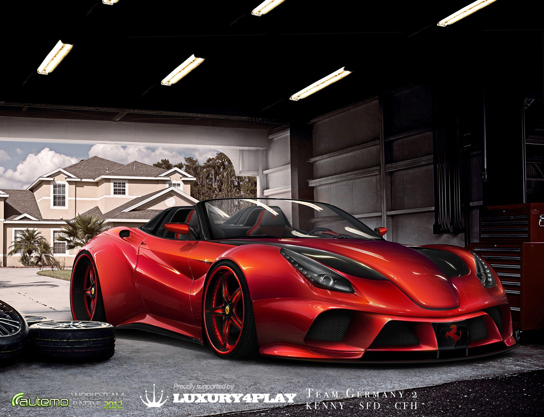 Ferrari F12 Berlinetta Spyder Image HD Wallpaper 3847 Wallpaper
