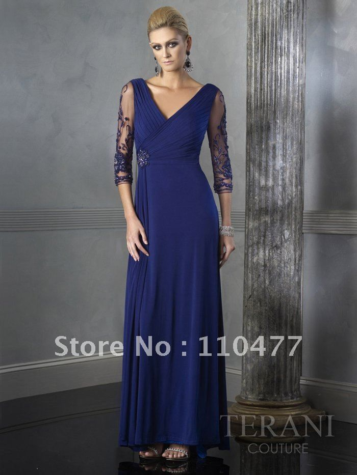 royal-blue-bridesmaid-dress-with-sleevesaliexpresscom---buy-ed024-fashion-modest-bridesmaid-dresses-with-hk2p2wc2.jpg (700×933)