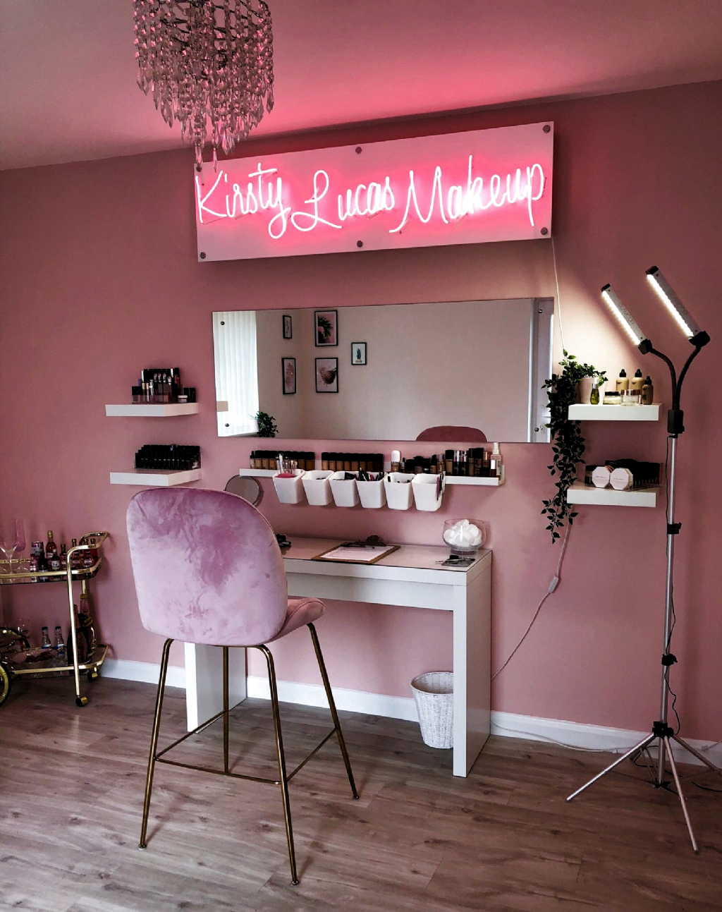 Neon Signs for Salons - Neon Creations Ltd in 15  Salon