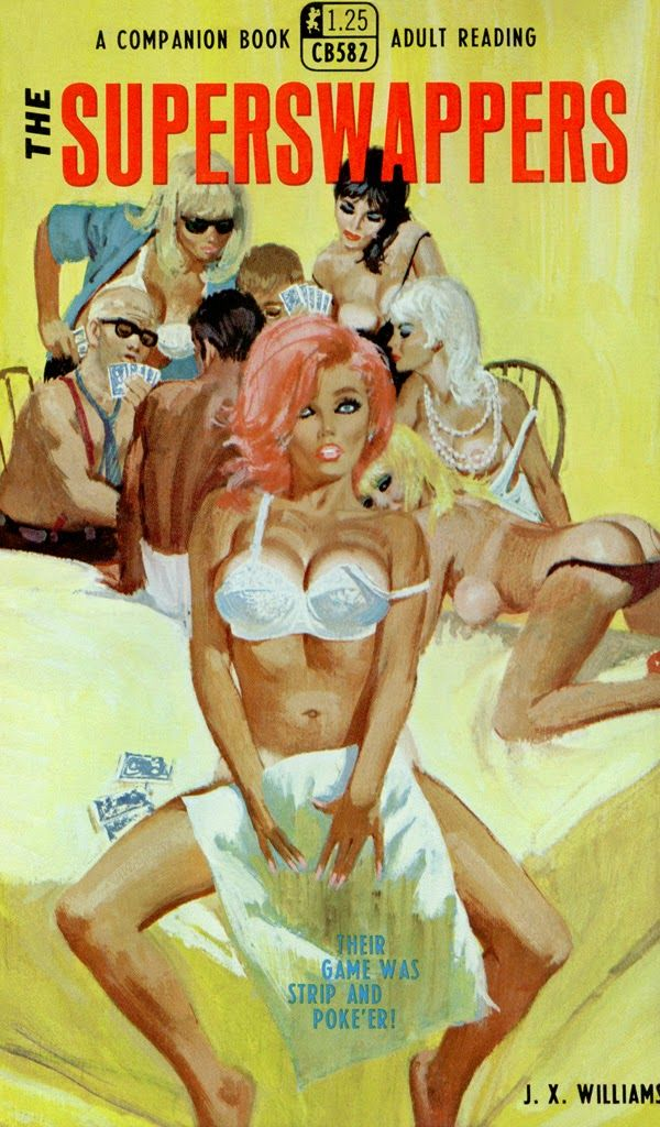 Vintage sex paperback cover, free naked female orgy galleries