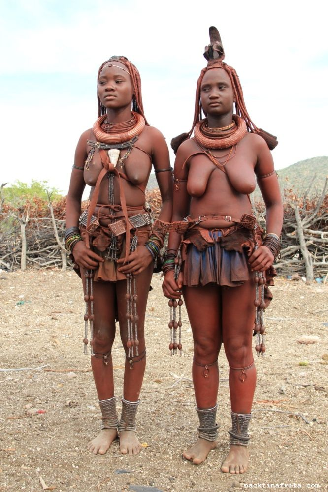 Fotos von nackten afrikanischen Damen