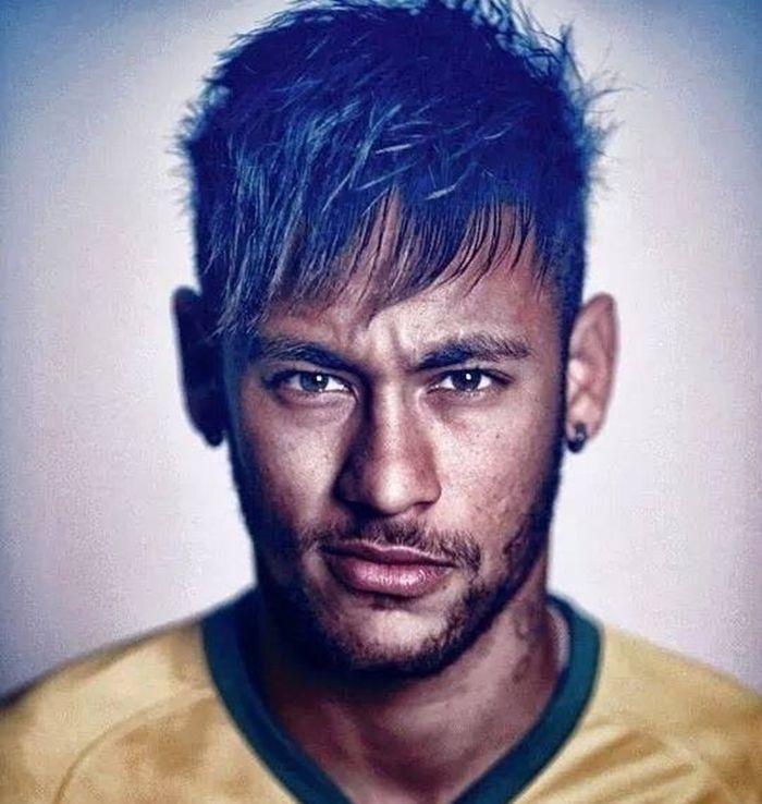 Best Short Haircuts For Men 2015 | Neymar, Neymar brazil ...