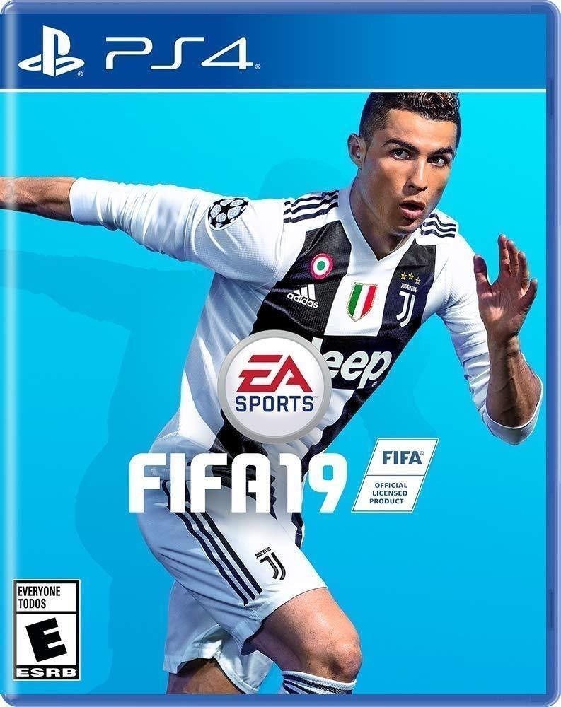 Fifa 19 Playstation 4 Ps4 Brand New Sealed Ea Sports Fifa Xbox One Games Fifa