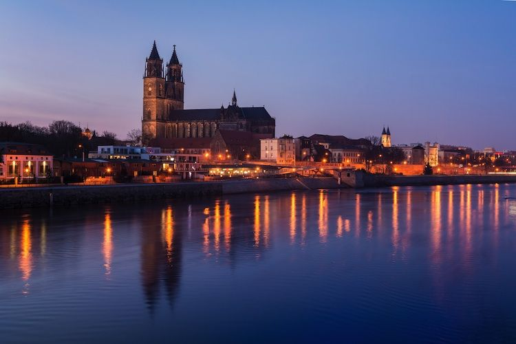 Magdeburg Grundstücksmarkt Spitzenumsätze